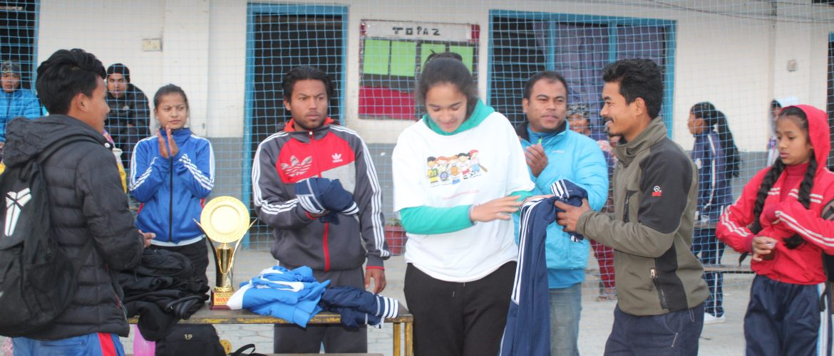 Concussion Awareness Speech Nepal